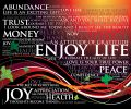 Enjoy life canvas