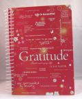 Gratitude Journal - red front